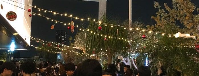 アトレ空中庭園 is one of Tokyo-Sibya.