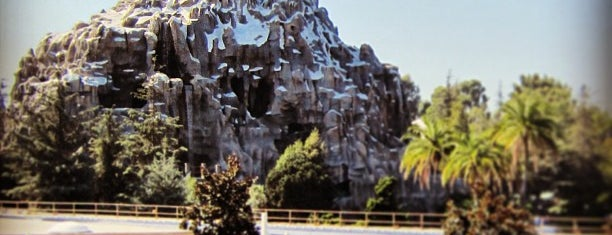 Matterhorn Bobsleds is one of Coaster Credits.
