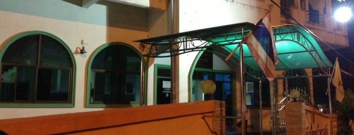 มัสยิดหน้าควนลัง is one of ร้านอาหารมุสลิม.