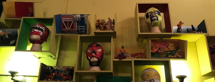 Lucha Lucha is one of USA NYC BK Crown Heights.