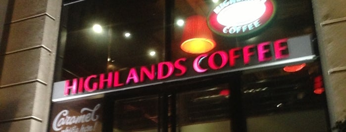 Highlands Coffee is one of Must-visit Food in Hanoi.