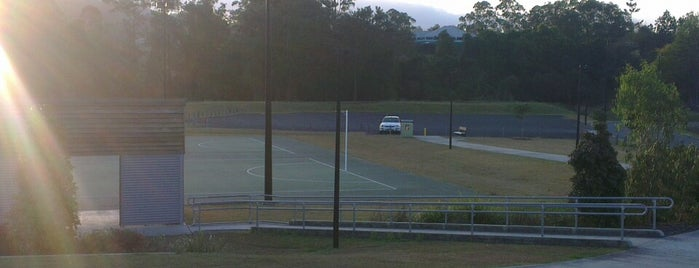 Samford Netball Courts is one of Samford Village and Surrounds.