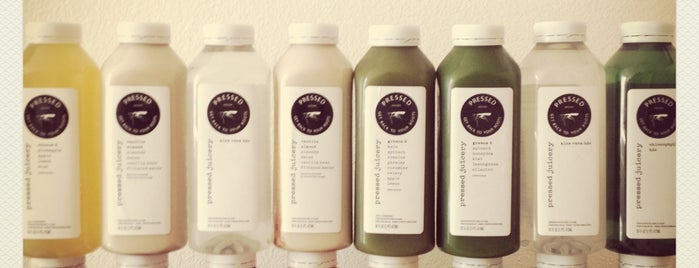Pressed Juicery is one of Los Angeles List.