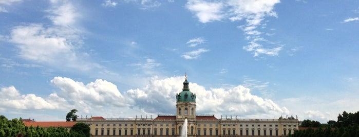 Schlossgarten Charlottenburg is one of West Berlin Connection! Welcome!.