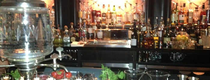 The Luggage Room is one of LDN - Drink.