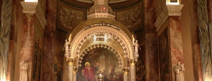 Basilica of St. Josaphat is one of Historian.