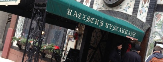 Karl Ratzsch's is one of Food Tours in Milwaukee.