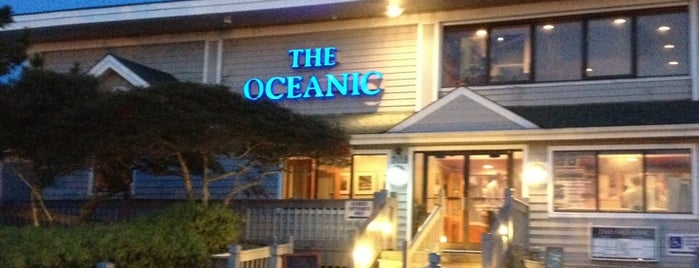 The Oceanic Restaurant is one of Restaurants.
