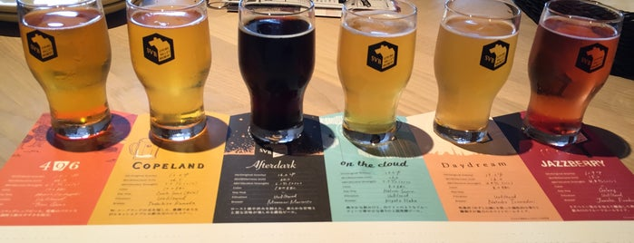 SPRING VALLEY BREWERY TOKYO is one of Can I have a drink?.