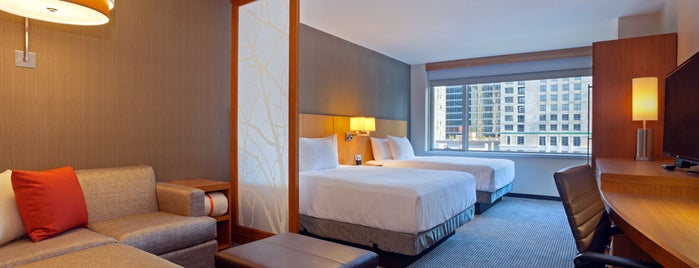 Hyatt Place Chicago/River North is one of The 15 Best Comfortable Places in Chicago.