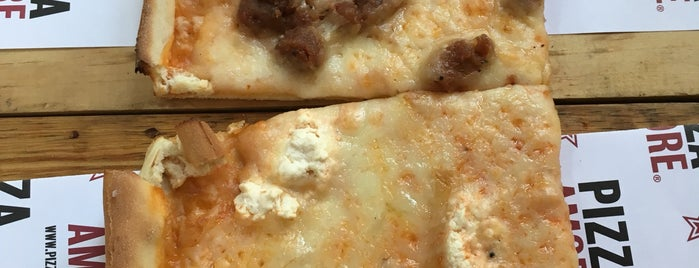 Pizza Amore is one of Aztlán.