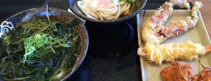 はなまるうどん 東大宮店 is one of はなまるうどん 関東地方.