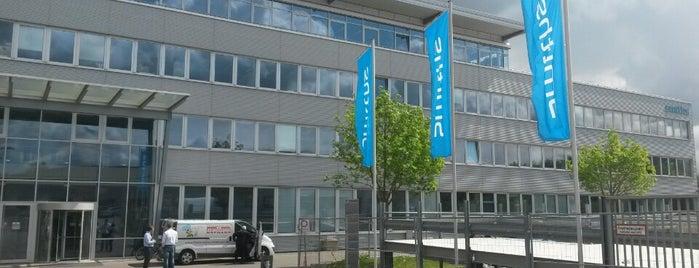 Smiths Heimann GmbH Wiesbaden is one of Mainz♡Wiesbaden.