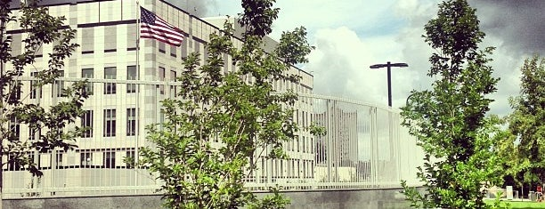 The Embassy of The United States of America is one of USA Embassies.