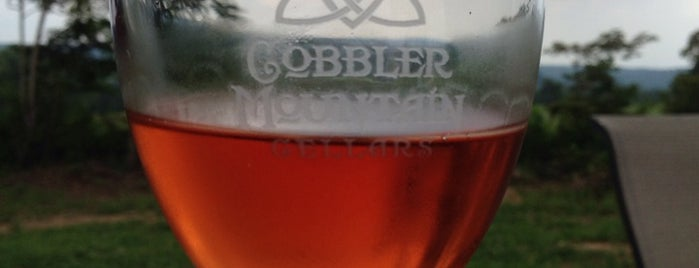 Cobbler Mountain Cellars is one of Drink!.