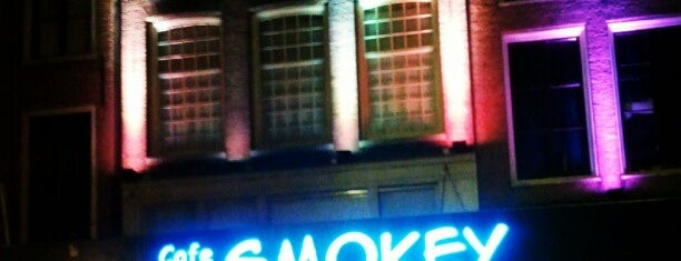 Club Smokey is one of Smoke.