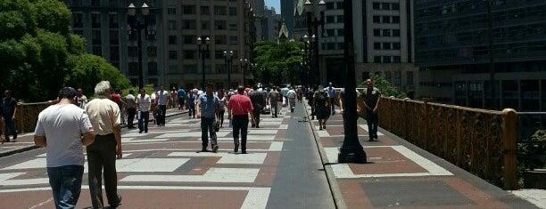 Viaduto Santa Ifigênia is one of São Paulo.