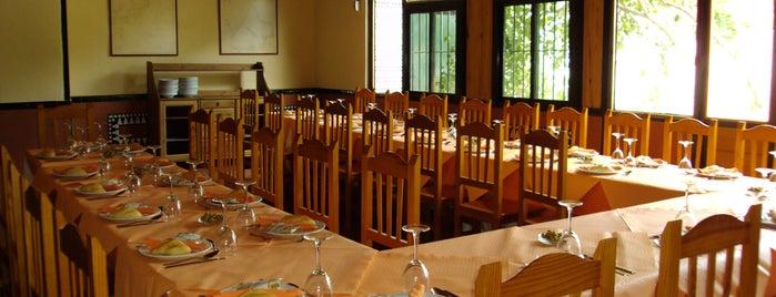 Restaurante - Asador El Rezón is one of Comer en el Aljarafe de Sevilla.
