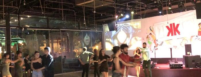 Zıkkım Concept is one of Adana Gece Hayatı Turgut Özal Mado Yakını.
