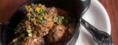 Found Kitchen & Social House is one of 100 best things we ate and drank in 2013.