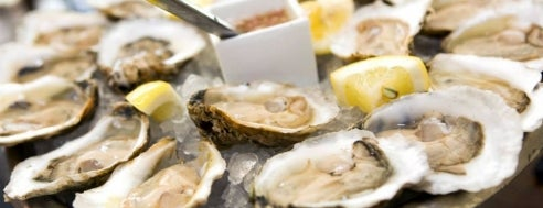 GT Fish and Oyster is one of 100 best things we ate and drank in 2013.