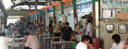 Ayer Rajah (West Coast Drive) Market & Food Centre is one of Awesome Food Places All Over.