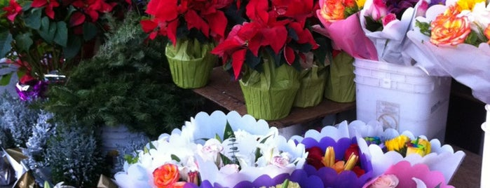 Los Angeles Flower Market is one of Cool things to see and do in Los Angeles.