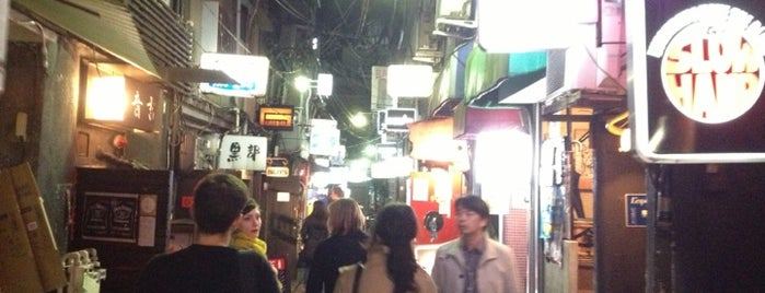 Shinjuku Golden-gai is one of Japan must-dos!.