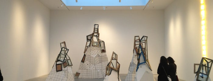 Pace Gallery is one of fantastic gallery shows.