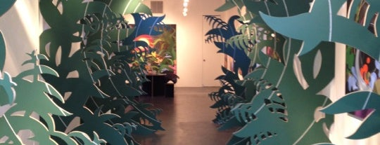 Charles Bank Gallery is one of fantastic gallery shows.