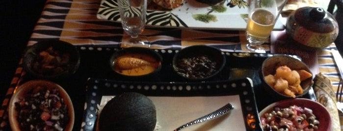 Massai is one of Berlin food.