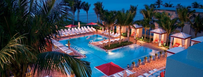 Acqualina Resort & Spa On The Beach is one of Florida, FL.