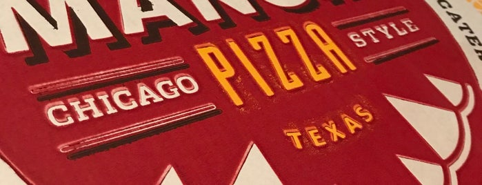 Mangia Pizza is one of Been there, loved it..