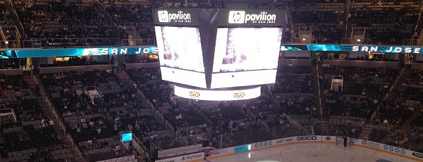 SAP Center at San Jose is one of Venues....