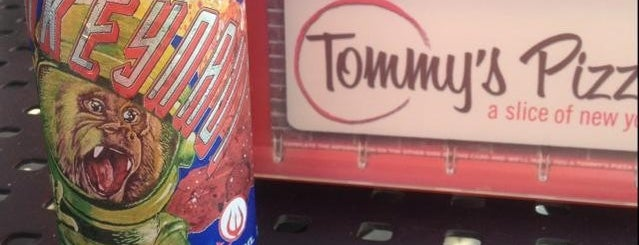 Tommy's Pizza is one of Favorite Places.