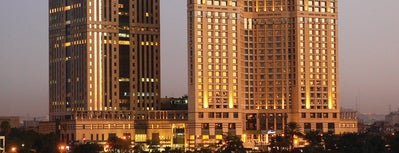 Fairmont Nile City is one of Cairo's Best Spots & Must Do's!.