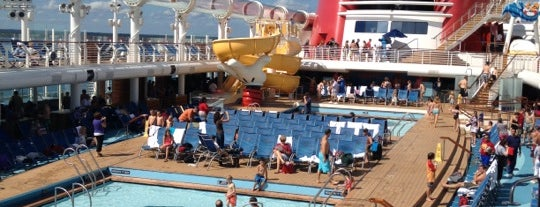 Disney Dream is one of TRIPS.