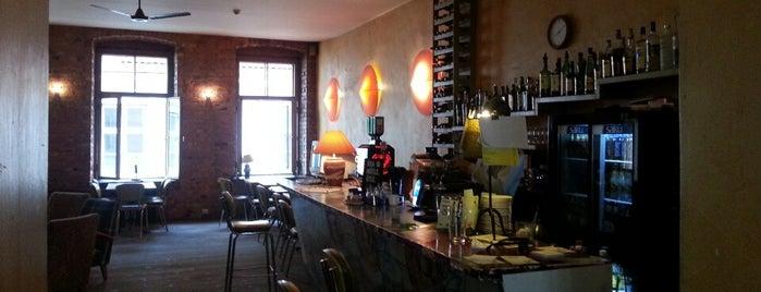 NOKU is one of The Barman's bars in Tallinn.