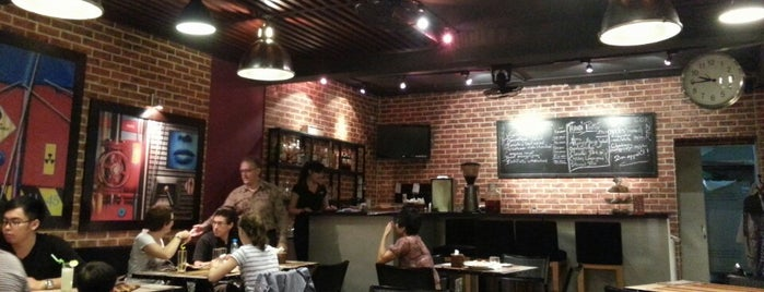 Loft Stop Cafe is one of Vietnam.