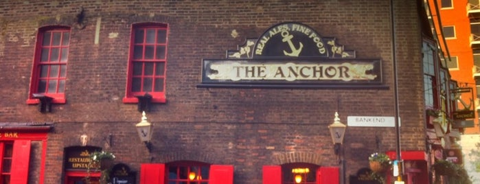 The Anchor is one of Places to Visit in London.