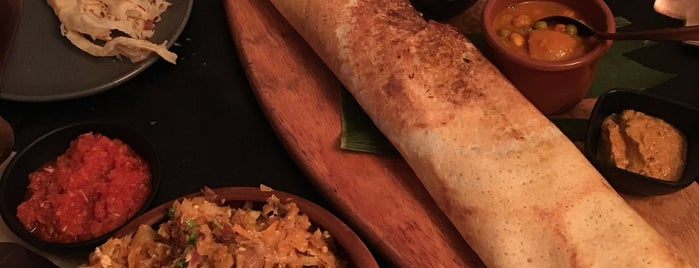 Dish: Sri Lankan Street Food is one of Eat Well in Sydney.