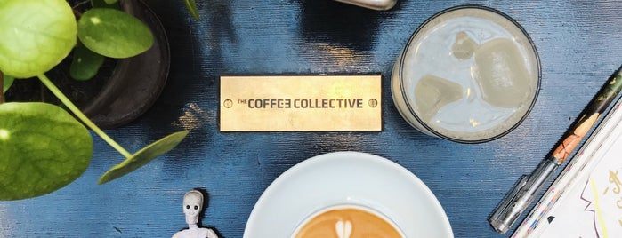 Coffee Collective is one of To drink Nordic.