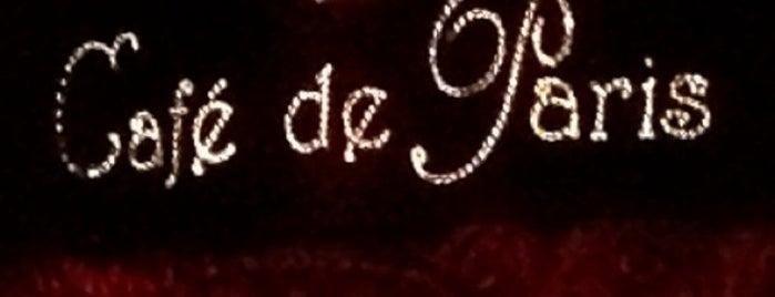 Café de Paris is one of Nightclubs in London.