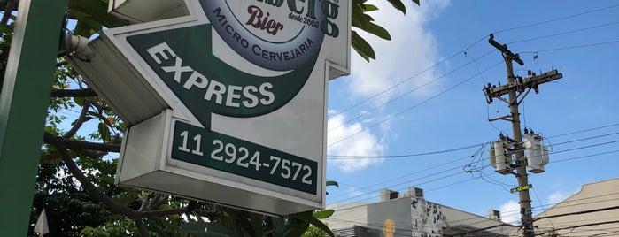 Bamberg Express - Moema is one of Preciso visitar - Loja/Bar - Cervejas de Verdade.