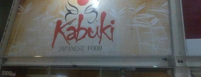Kabuki Japanese Food is one of Fátima.