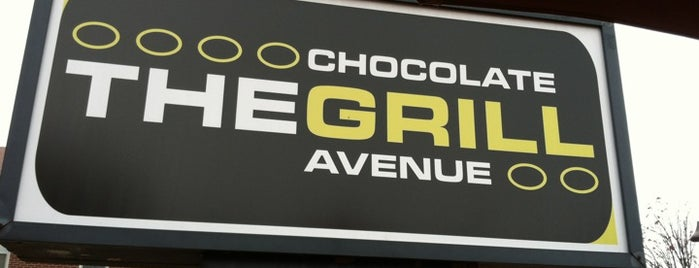The Chocolate Avenue Grill is one of Favorite Nightlife Spots.
