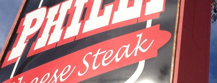 Figueroa Philly Cheese Steak is one of LA.