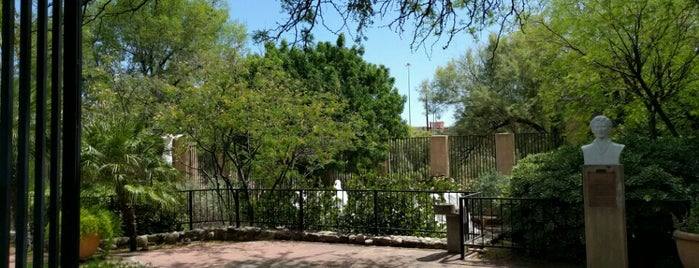 Garden Of Gethsemane is one of Tucson.