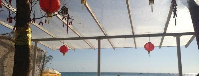 Bamboo Lounge is one of Boracay.