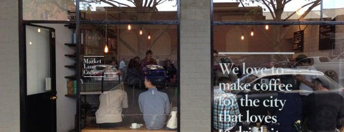Market Lane Coffee is one of #ThirdWaveWichteln Coffee Places.